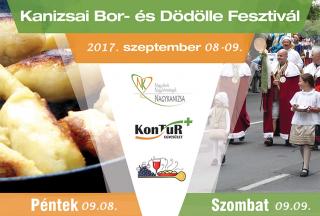 14. Kanizsai Bor- és Dödölle Fesztivál