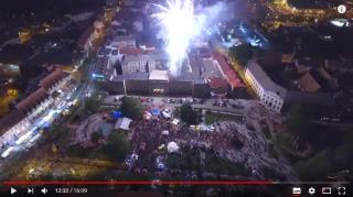 2018. évi Város Napja Koncert és Tűzijáték